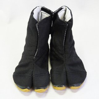 スポーツ祭り足袋(子ども用)黒
