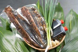 一本釣り地鰹の藁焼きタタキ(旬凍)7〜8人前