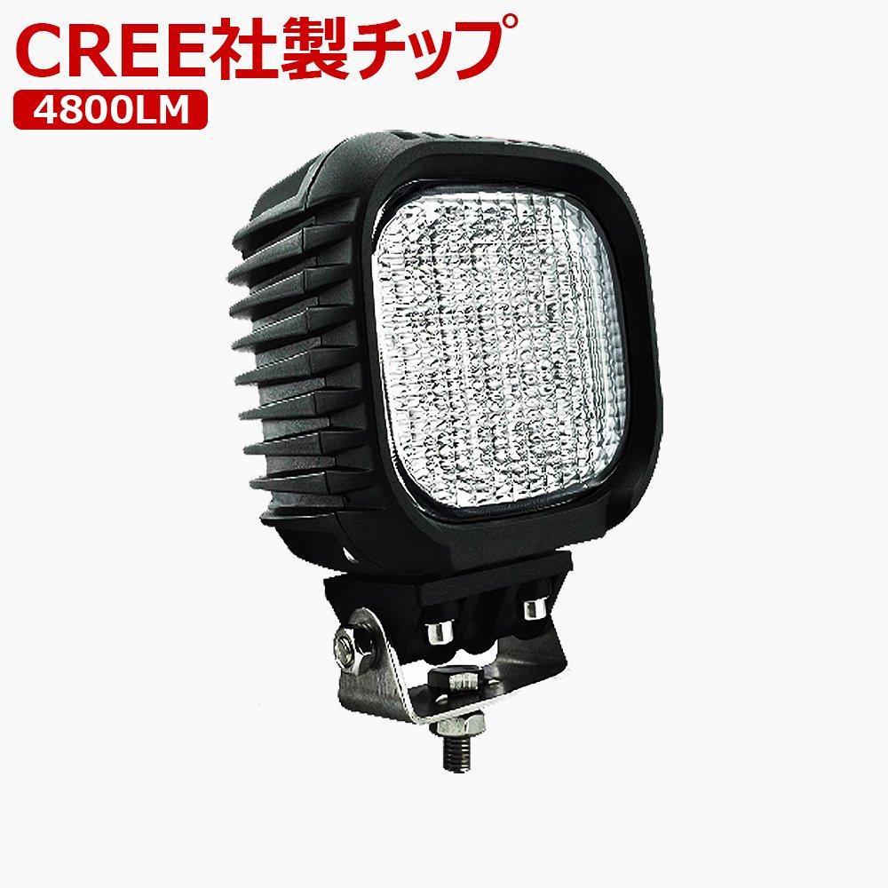 LED作業灯 48W ワークライト