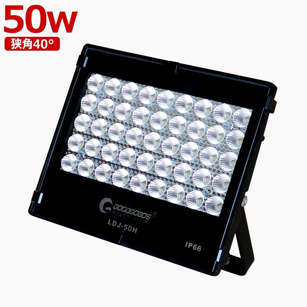 LED投光器 50W 7020LM 極薄型