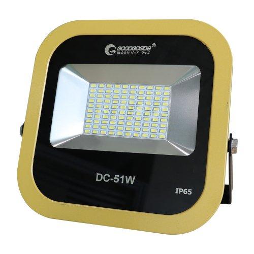 LED 作業灯 DC12V/24V 兼用 50W