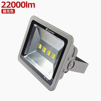グッド・グッズ(GOODGOODS)  LED 投光器 200W 22000LM 汎用型 昼光色 LED作業灯 高輝度 広角 看板灯 集魚灯 テニスコート 運動場 LEDライト 一年保証 LD420