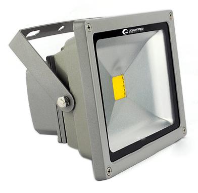 20W LED作業灯 2200LM 直流 DC12/24V