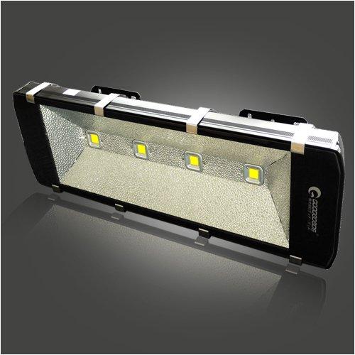 「送料無料」一年保証 グッドグッズ LED投光器 400W 4000W相当 直視厳禁 38500ルーメン 作業灯 ワークライト 防水 看板灯 集魚灯 工場 運動場LD40…