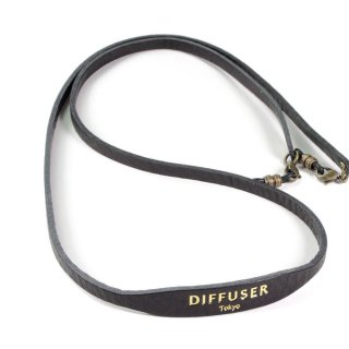 SHRINK LEATHER SOFT BRACECODE / Black