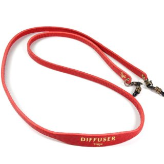 SHRINK LEATHER SOFT BRACECODE / Red