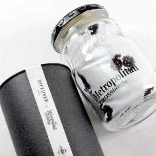 Metropolitan CROSSbottle × DIFFUSER CLOTH BOTTLE