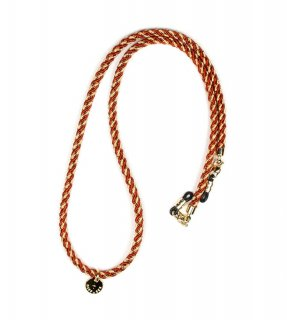 EDO TWIN BRACECODE / Red & Beige