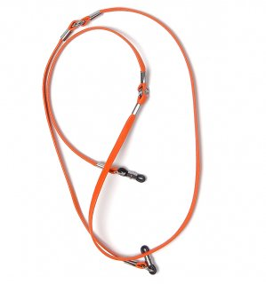 SOPHISTICATED GLASS CORD / Orange