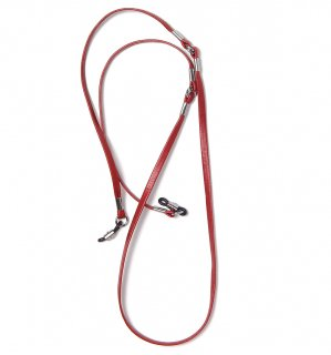 SOPHISTICATED GLASS CORD / Red