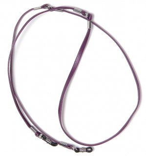 SOPHISTICATED GLASS CORD / Purple