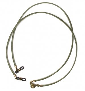 STICH LEATHER DETACHABLE GLASS CODE / Khaki