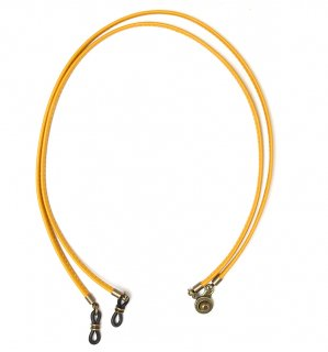 STICH LEATHER DETACHABLE GLASS CODE / Yellow