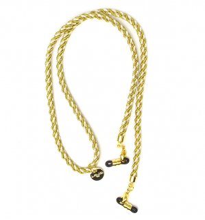 EDO TWIN BRACECODE 2 / Gold & White