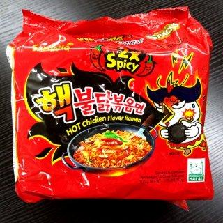 ブルダック炒め麺 激辛2倍