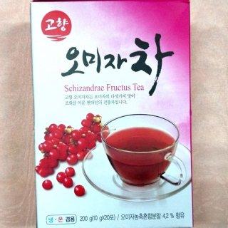 韓国茶 オミジャ茶