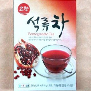 韓国茶 ザクロ茶