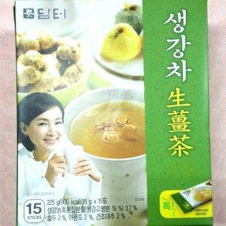 韓国茶 生姜茶