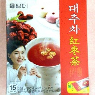 韓国茶 ナツメ茶