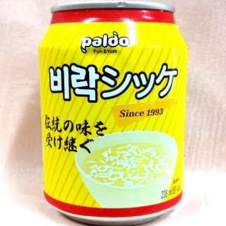 韓国ジュース シッケ
