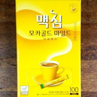 マキシムコーヒー(黄) モカゴールドマイルド