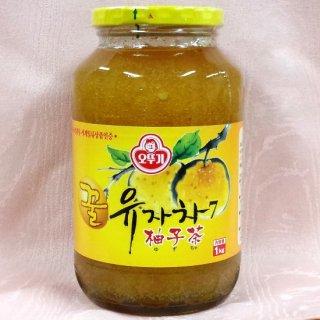 はちみつ柚子茶
