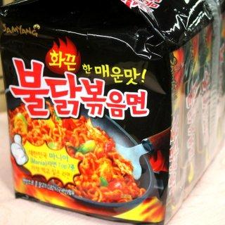 インスタント ブルダック炒め麺