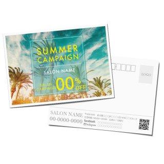 【DMはがき】夏の特別サマーキャンペーン05