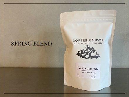 【コーヒー豆・深煎り】SEASONAL BLEND -winter-