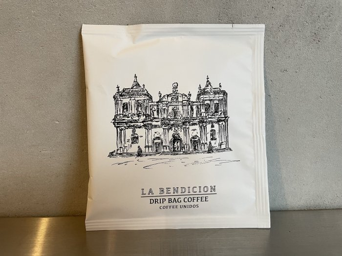 Drip Bag LA BENDICION PACAMARA FULLY WASHED DARK ROAST