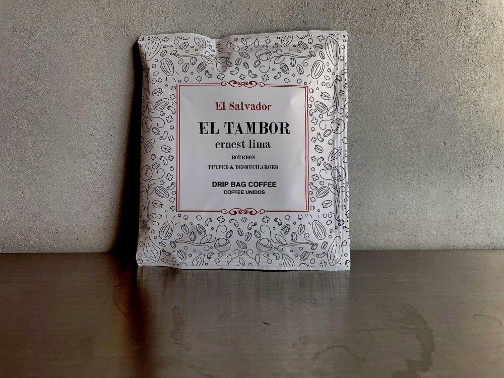 Drip Bag EL TAMBOR