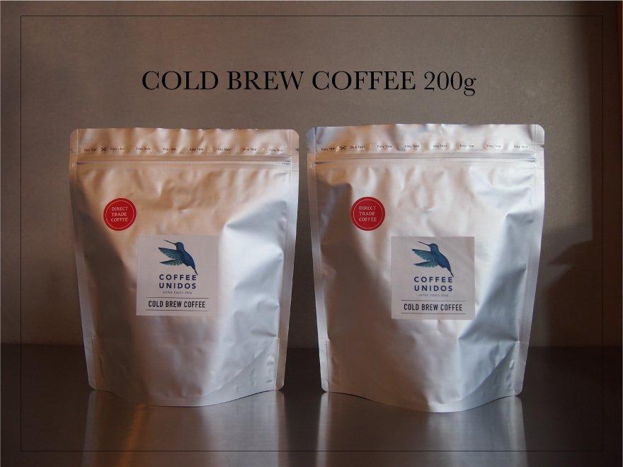 送料無料 選べる2種 COLD BREW COFFEE  200(50x4)g x 2 (メール便対応) 2480円〜3120円