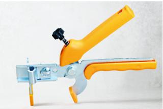 タイルクリップ 調整機能付き専用メタルペンチ