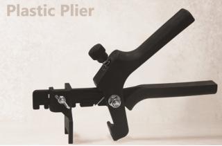 タイルクリップ 調整機能付き専用プラスチック製ペンチ