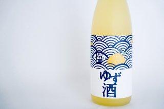和りきゅーる『塩ゆず』(1800ml)滋賀│北島酒造
