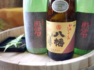 普通酒『北雪 金星』(1800ml)新潟│北雪