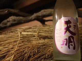 純米吟醸『天明 中取り 弐号』(1800ml)福島│曙酒造