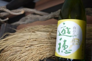 特別純米『一人娘超辛口』(1800ml)茨城│山中酒造