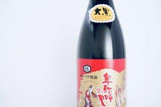 こだわりの調味料『卑弥呼の里 大黒』(1.8L)福岡│タチバナ醤油醸造