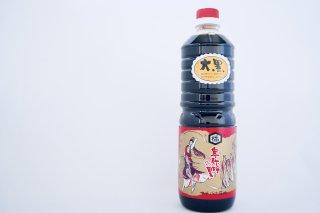 こだわりの調味料『卑弥呼の里 大黒』(1L)福岡│タチバナ醤油醸造