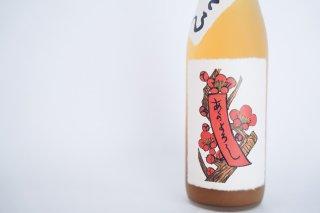 本格梅酒『花札の梅酒 とろとろ』(1800ml)奈良│八木酒造