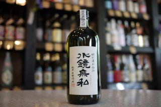 米焼酎『水鏡無私』(720ml)熊本│松の泉酒造