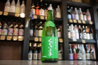 純米吟醸『くどき上手 酒未来』(1800ml)山形│亀の井酒造