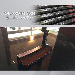 STUDIO−1 レフティ パター + TOURPROTO 3004カーボン