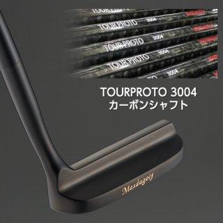 MASDA Putter TYPE-L + TOURPROTO 3004カーボン