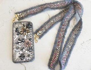 Camera strap-gray-