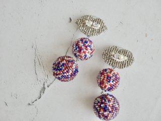 Mulch bonbon lip Pierced&Earrings
