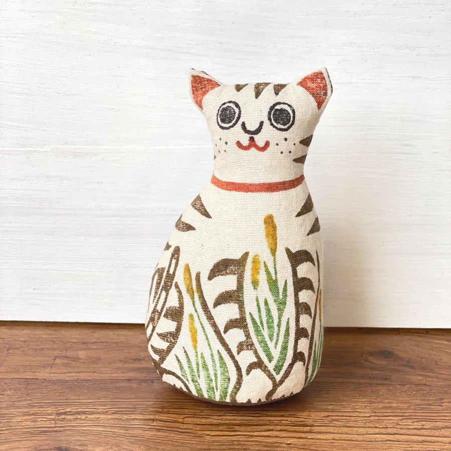 真工藝 陣屋福猫 親猫