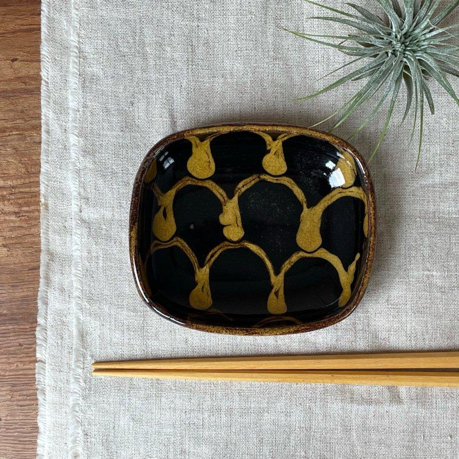 芦澤和洋 長方豆皿 A