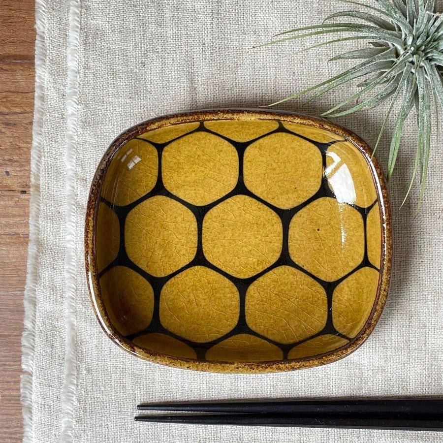 芦澤和洋 長方豆皿 C